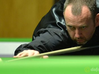 Rocket menghadapi Mark Williams di Alexandra Palace