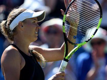 Caroline Wozniacki meningkatkan persiapan AS Terbuka
