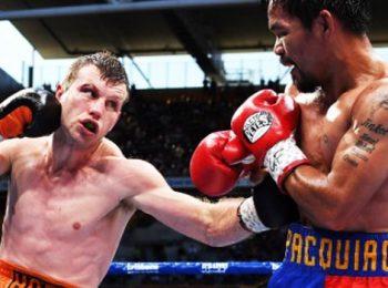 Jeff Horn 'merasa menang' pertarungan melawan Pacquiao