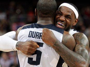 Kevin Durant memuji keputusan LeBron James