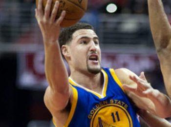Klay Thompson menikmati persaingan Lakers