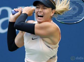 Maria Sharapova menyiapkan pertarungan Serena Williams di Paris