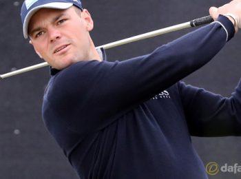 Kelegaan bagi juara tak terkalahkan Martin Kaymer, untuk Piala Ryder