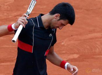 Novak Djokovic meragukan penampilan Wimbledon