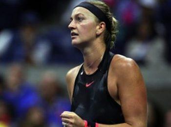 Petra Kvitova kalahkan Garbine Muguruza