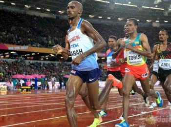 World Athletics Championships 2017: Mo Farah ingin jadi inspirasi
