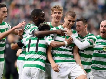 Lustig mengkonfirmasi keluar dari Celtic