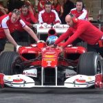 BEST OF FERRARI FORMULA 1 – V8, V10 and V12!