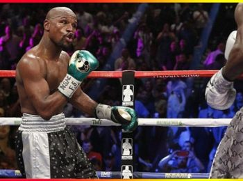 10 Greatest Fighters Oushined by Floyd Mayweather