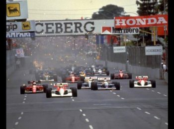 F1 – The Greatest Starts Top 30