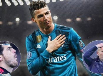 Craziest Reactions to Cristiano Ronaldo Goals