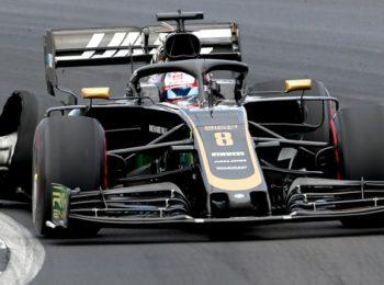 Haas mengulangi strategi split