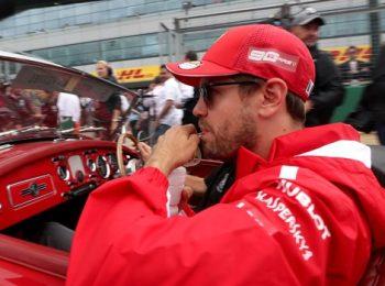 Vettel mengakui Mercedes adalah tim yang harus dikalahkan di Jerman