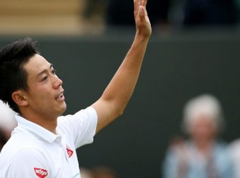 Nishikori frustrasi dengan kemenangan cepat