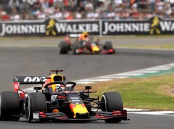 Verstappen tidak puas dengan posisi kedua