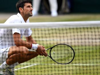 Djokovic menargetkan total Federer
