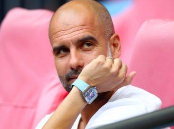Pep mempertanyakan Absennya kota dalam daftar pendek FIFA