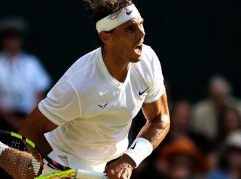 Rafael Nadal tidak tertekan untuk mencapai rekor Federer