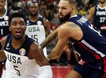 Tim USA tersingkir dari Piala Dunia FIBA