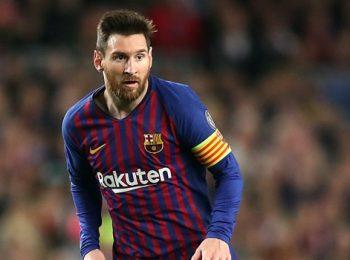Messi menjelaskan kekalahan dari Liverpool di liga Champions