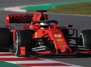 Ferrari Akan Mengungkap Mobil Untuk Musim 2020