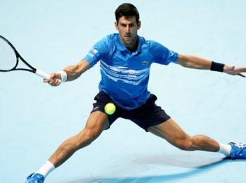 Djokovic Menangkan Gelar Terbuka Australia