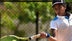 COVID-19: Sai Bhoyar memiliki target yang lebih tinggi setelah kehilangan debut ITF