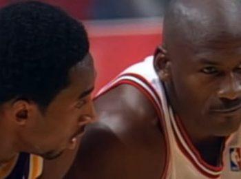 Kobe Bryant Bekerja Sangat Keras untuk Mendekatkan Diri ke Tingkat Michael Jordan
