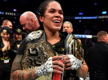 Nunes Mempertahankan Gelar Di UFC 250