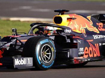 Mobil Red Bull 2020 Memimpin Di Silverstone