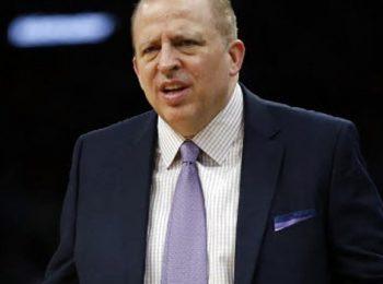 Thibodeau Diharapkan Untuk Mengambil Pekerjaan Kepelatihan Dengan Knicks