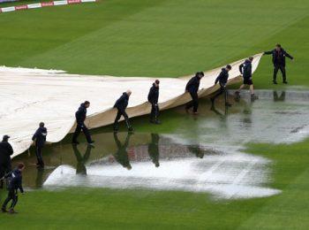 Rain Mencegah Aksi Pada Hari Keempat Pertandingan Tes Ketiga