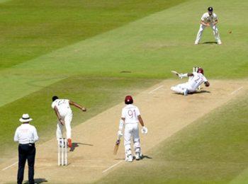 West Indies Menang Pertandingan Uji Coba Pertama Di Inggris