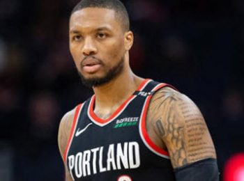 Portland Trail Blazers Damian Lillard Dinamakan Seeding game MVP