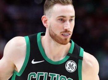 Boston Celtics Gordon Hayward Keluar Selama 4 Minggu Dengan Cedera Pergelangan Kaki
