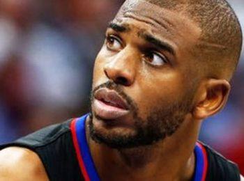 Thunder setuju untuk menukar Chris Paul ke Suns