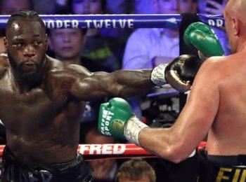 Wilder Memanggil Fury,  ingin berjuang untuk bertahan