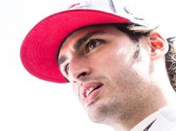 Sainz Debut Dalam Tes Ferrari