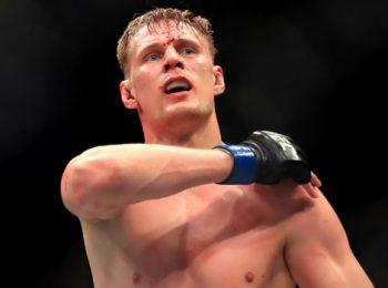 UFC Vegas 18: Volkov Berhenti Menebus Di Ronde 2