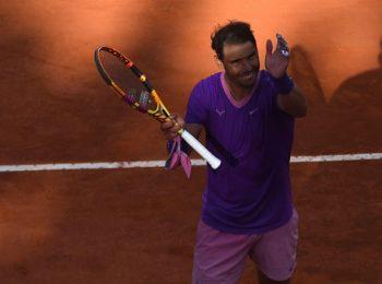 Nadal Mengalahkan Djokovic Untuk Mengklaim Gelar Italia Terbuka ke-10