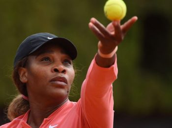 Serena Williams Tumbang Pada Kejuaran Italian Terbuka