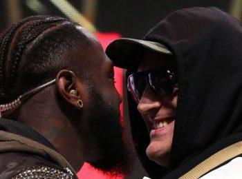 Wilder vs. Fury III dijadwalkan pada 24 Juli