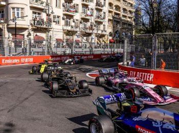 Preview Grand Prix Azerbaijan