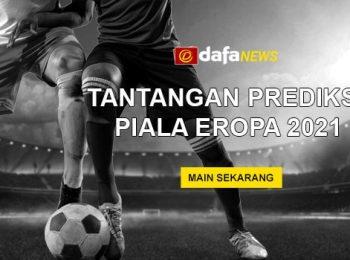 Mainkan Tantangan Prediksi Piala Euro 2021