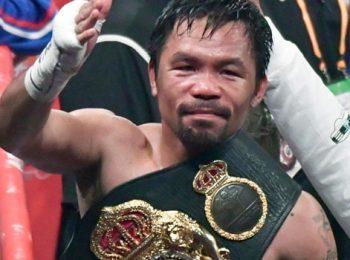 Pacquiao dan Spence Dijadwalkan Pada 21 Agustus
