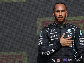Red Bull Minta Tinjauan Penalti Hamilton Di GP Inggris