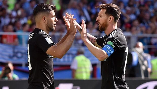 """Mantan pelatih Barca: """"Messi akan berkembang dengan kehadiran Aguero"""""""