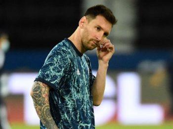 Messi Sepakati Perpanjangan Kontrak Barcelona