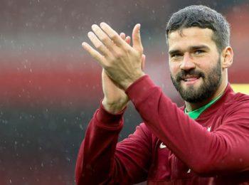 Alisson menandatangani kontrak baru hingga 2027 di Liverpool