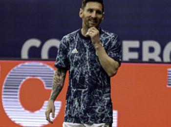 Messi menyetujui kontrak dua tahun dengan PSG